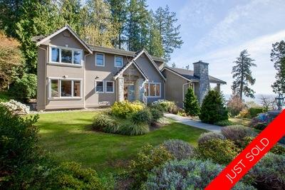6002 Gleneagles Place, West Vancouver, Home for Sale by Patrick O'Donnell Royal LePage Sussex
