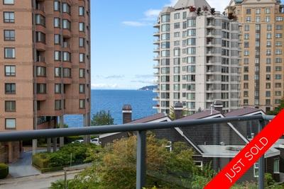 301 2242 Marine Drive, Dundarave, West Vancouver Condo for sale: Oceanic Gardens 2 bedroom 1,006 sq.ft. (Listed 2019-09-20)