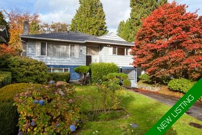 1361 Kings Avenue, Ambleside House for sale: 4 bedroom 2,384 sq.ft. (Listed 2019-11-01)