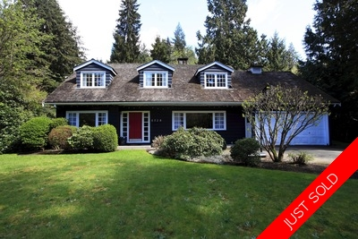 5728 Cranley Drive West Vancouver in Eagle Harbour