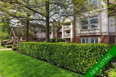 Dundarave Apartment for sale: Tudor Gardens 2 bedroom 1,100 sq.ft. (Listed 2017-05-11)