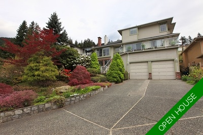 Upper Delbrook 3 Storey: 4202 Starlight Way, North Vancouver