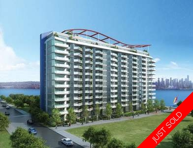 Lower Lonsdale Condo for sale:  1 bedroom 675 sq.ft. (Listed 2017-05-15)