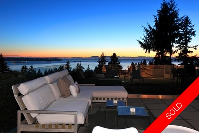2710 Rosebery Ave West Vancouver - Top Notch property