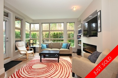 North Vancouver Condo for Sale 1 bed + Den and two parking