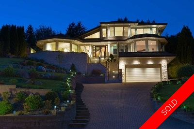 West Vancouver House for Sale:  6 bedrooms, 7 bathrooms 5,856 sq.ft.