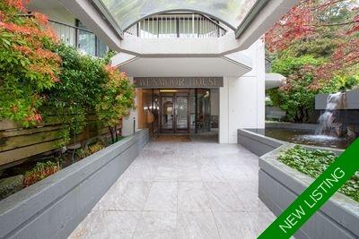 202 747 17th Street Ambleside, West Vancouver, Wesmoor House, 2 bedroom condo for sale by Patrick O'Donnell