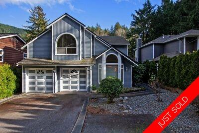 6438 Nelson Avenue, Horseshoe Bay, West Vancouver Two Storey home for sale: 4 bedroom 2,189 sq.ft.