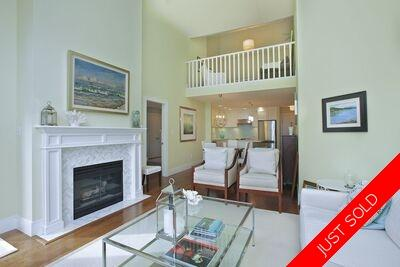 307 1140 Strathaven Drive, Northlands, North Vancouver Two Storey Penthouse for sale: Strathaven 2 bedroom 1,372 sq.ft.
