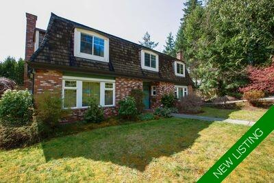 4440 Stone Court, West Vancouver, Cypress Two Storey home for sale: 4 bedroom 3,132 sq.ft.