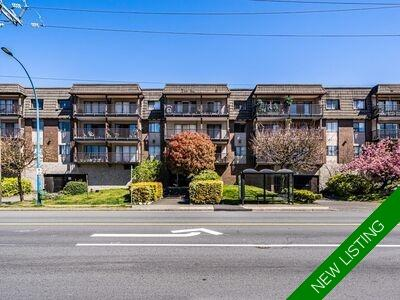 306 170 E 3rd Street, North Vancouver Lower Lonsdale Apartment/Condo for sale: Bristol Court 1 bedroom 661 sq.ft.